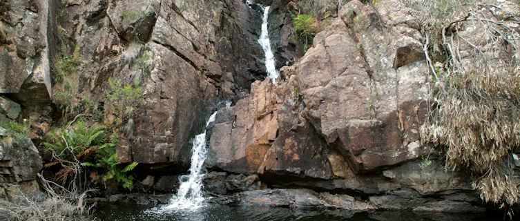 McKenzie Falls, Grampian National Park, Victoria