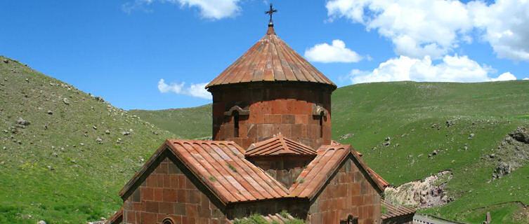 Medieval church, Armenia