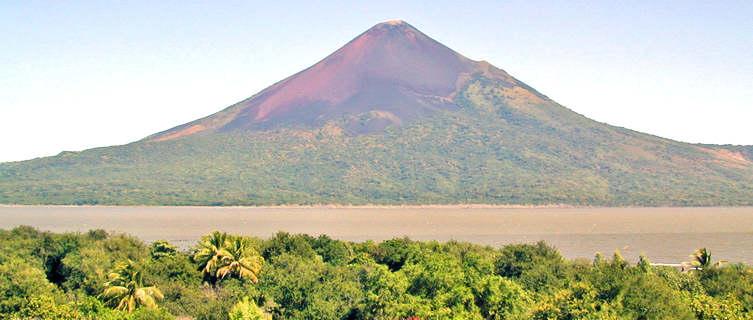 Momotobo volcano, Nicaragua