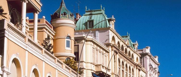 Monaco's historical buildings