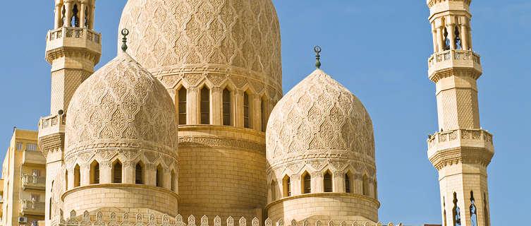 Mosque in Alexandria, Egypt