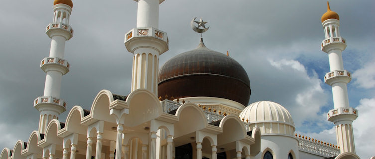Mosque in Paramaribo, Suriname