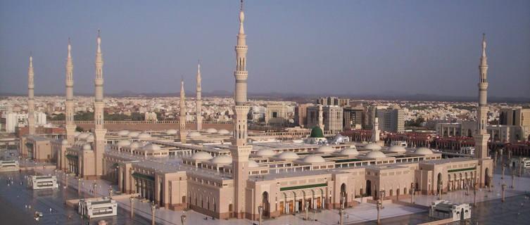 Mosque, Saudi Arabia