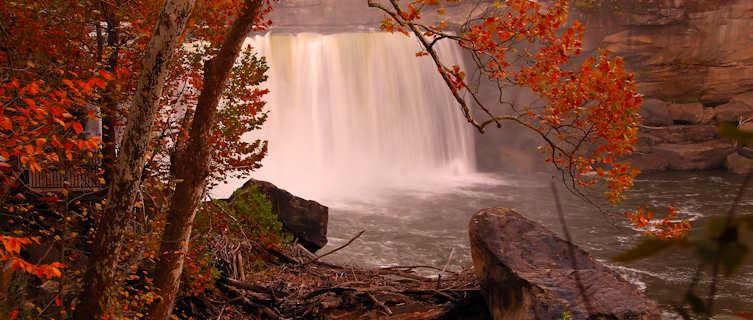 Niagara of the South: The Cumberland Falls in Kentucky