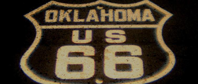 Oklahoma's famous Route 66
