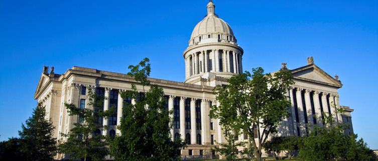 Oklahoma's State Capitol building