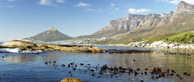 Oudekraal panorama, Cape Town