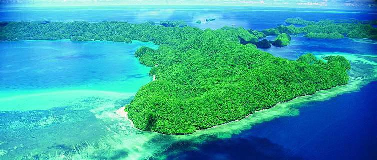 Palau, Caroline Islands, West Pacific Ocean