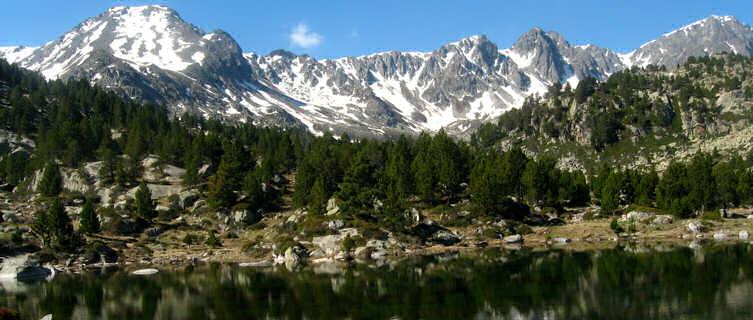 Pas de la Casa, Andorra.