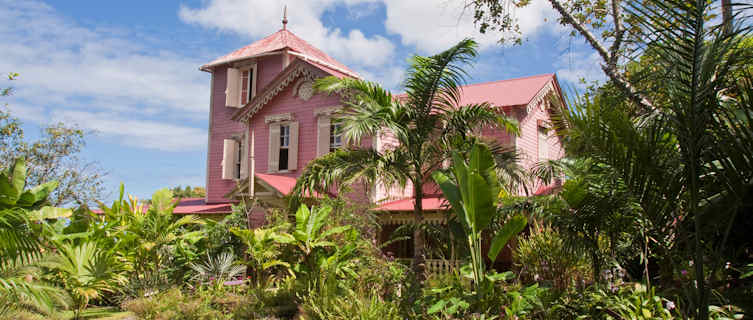 Plantation House, St Lucia