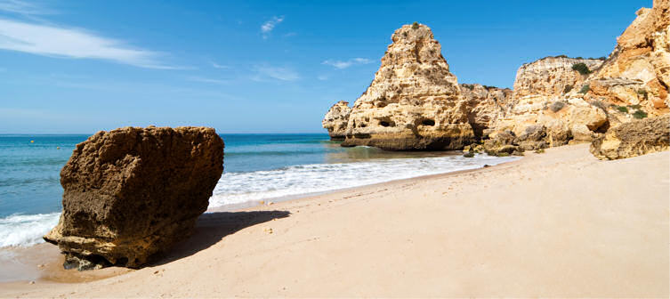Portugal's beaches attract sun-worshippers
