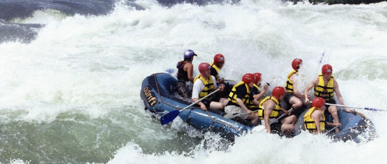 Raft the Nile