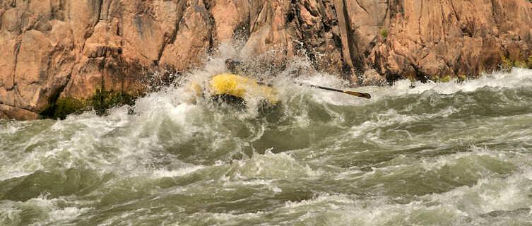 Raft the thrilling Colorado River