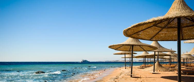 Red Sea hotspot of Sharm el Sheikh, Egypt