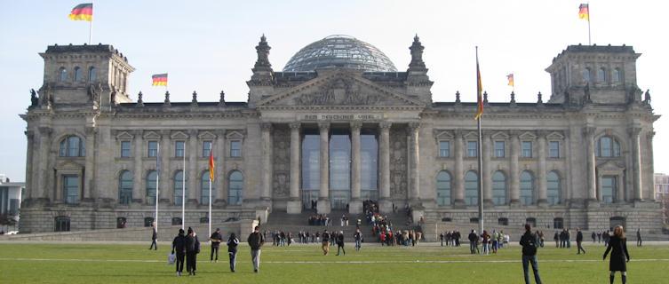 Reichstag (Parliament), Berlin