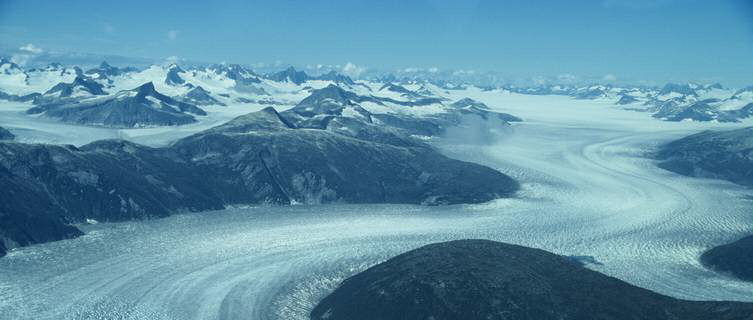 River of ice, Antarctica