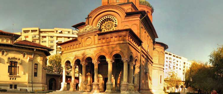 Romanian capital Bucharest