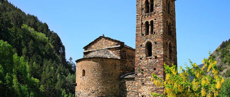 Sant Joan de Casselles, Andorra