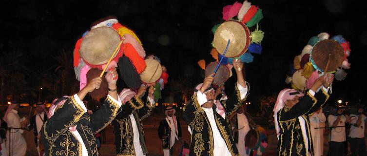 Saudi Arabia musicians