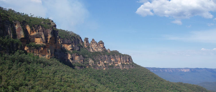 Scenic Blue Mountains, New South Wales