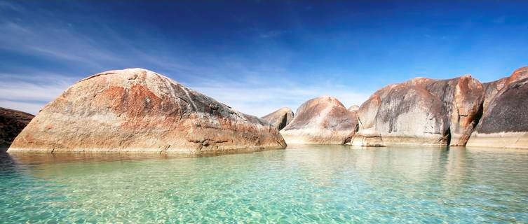 Shimmering Lagoon, Western Australia