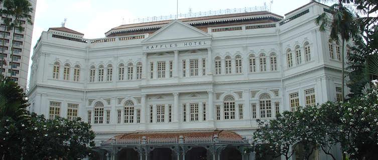 Singapore's Raffles Hotel
