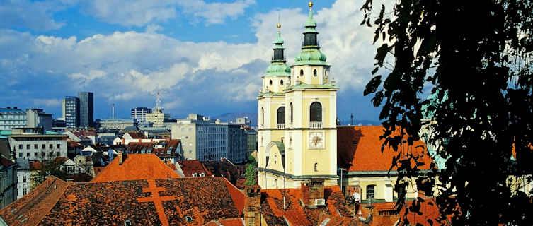 Slovenia's Ljubljana Cathedral