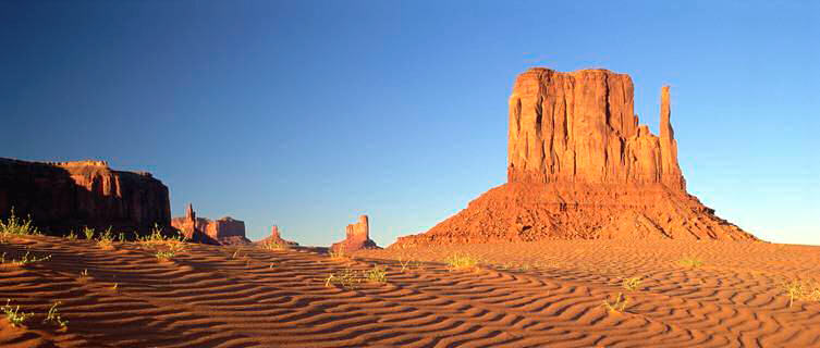 Spectacular Monument Valley