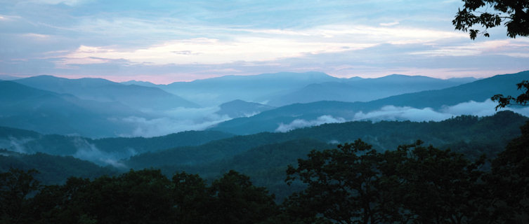 Spectacular wildreness, Tennessee