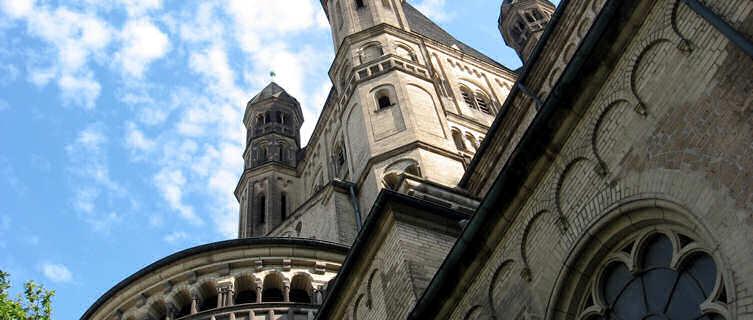 St Martin Church, Cologne