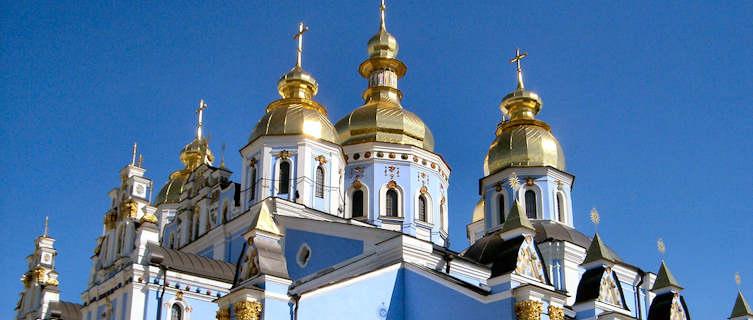 St Michael's Church, Kiev
