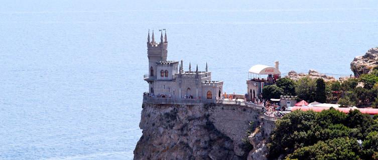 Swallow's Nest Castle, Yalta