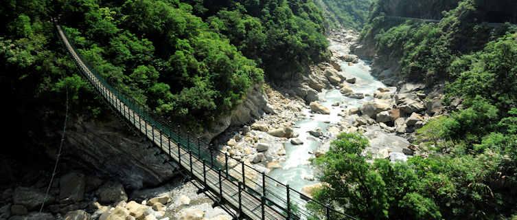 Taroko Gorge National Park, Taiwan