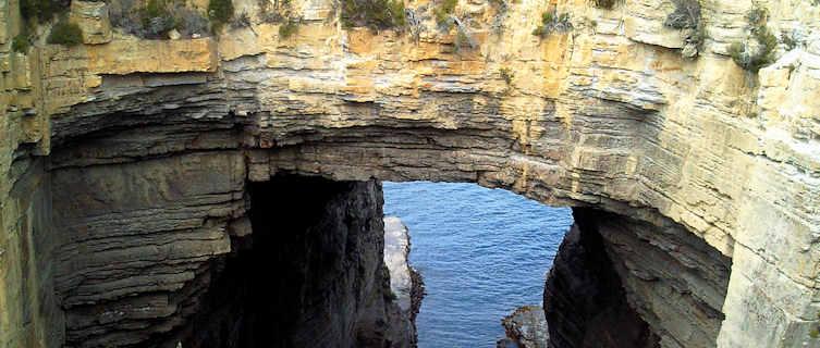 Tasmans Arch