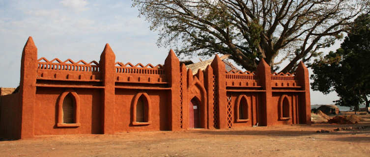 Traditional Segou, Niger