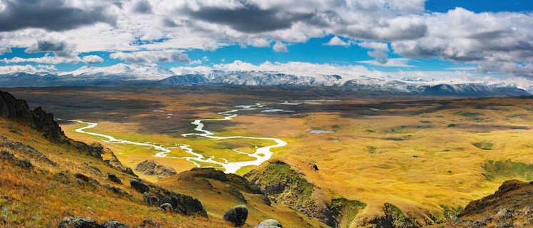 Ukok plateau, Mongolia