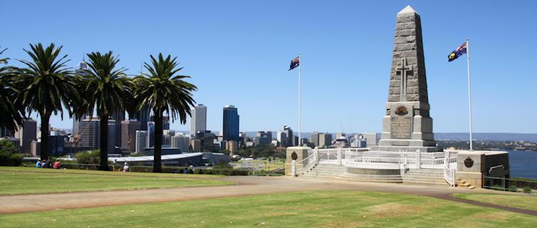 War Memorial, Peth, Western Australia