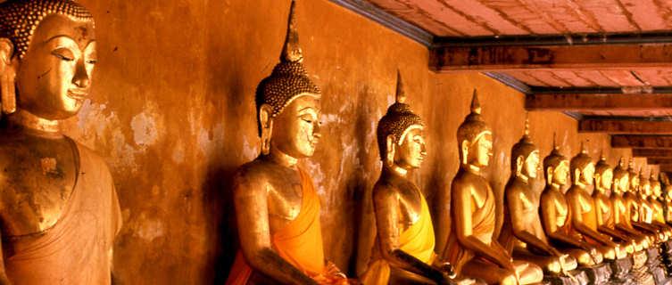 Wat Mahathat temple, Bangkok