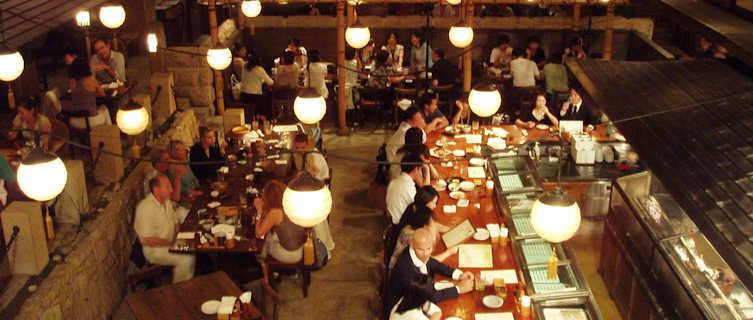 Yakitori' restaurant, Tokyo