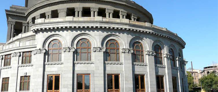 Yerevan opera house, Armenia