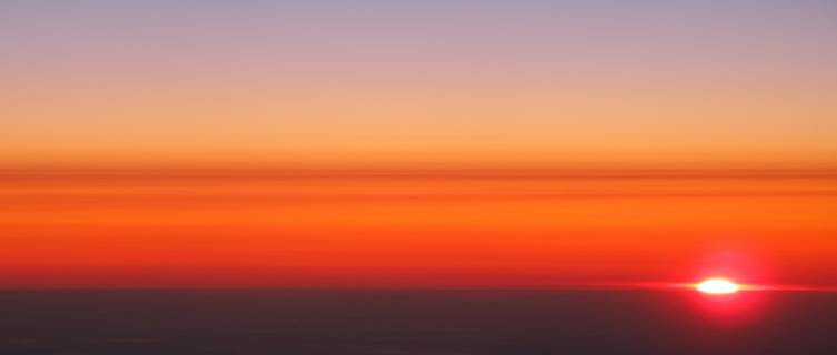 Yukon sunrise